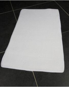 Tapis de bain Memory Mesh® - Taimiti - Coquillage - 80x50cm
