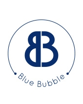 Blue Bubble
